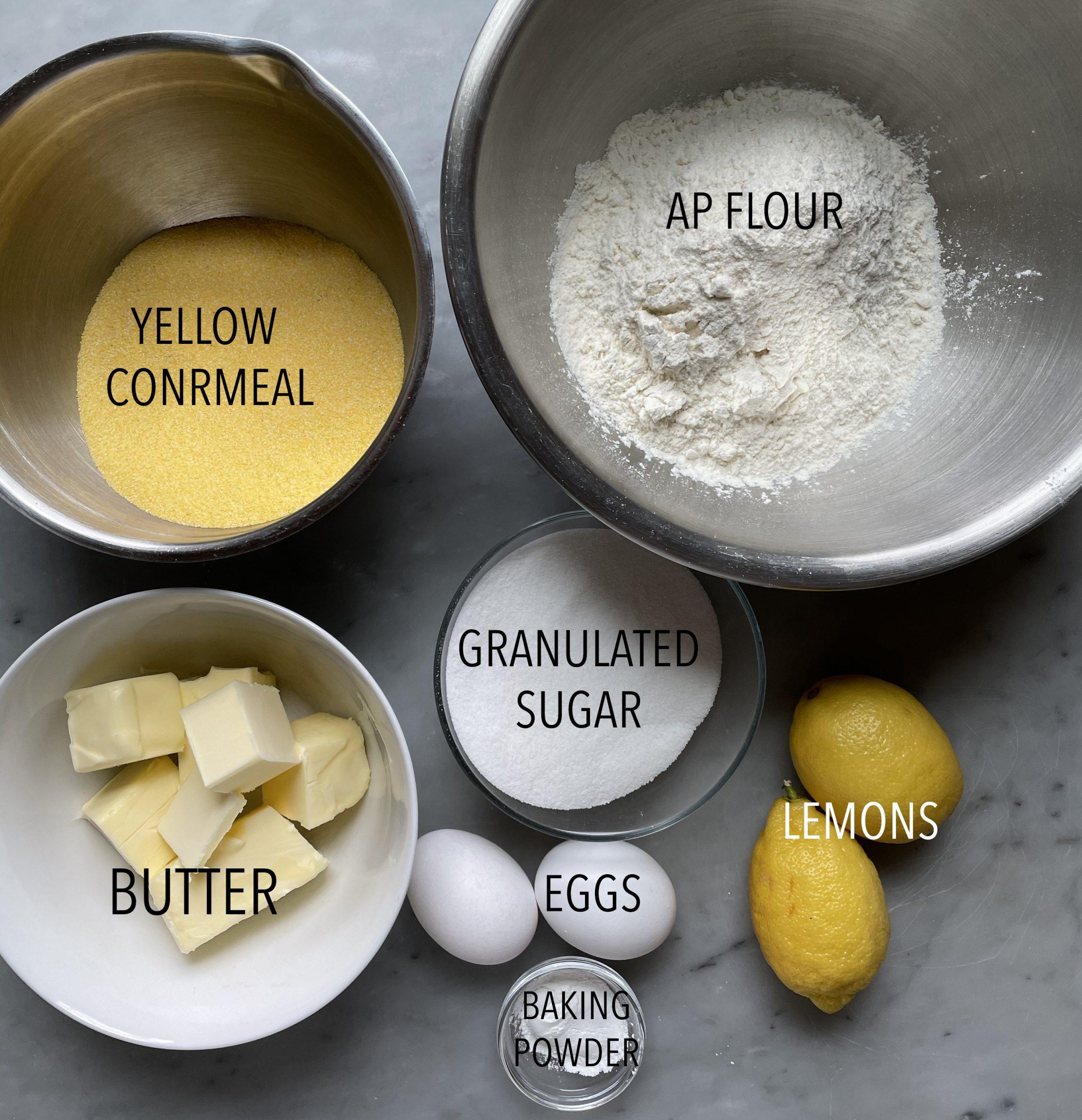 Image of Zitronen Ringe Ingredients