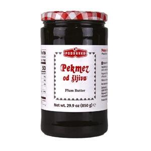 Plum Butter/Jam jar