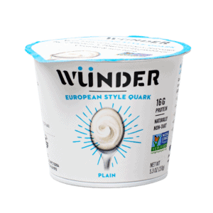 Plain Wünder Creamery Quark