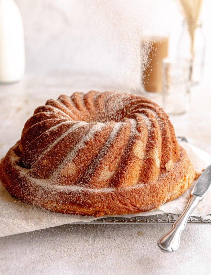 Coffee Cake Gugelhupf